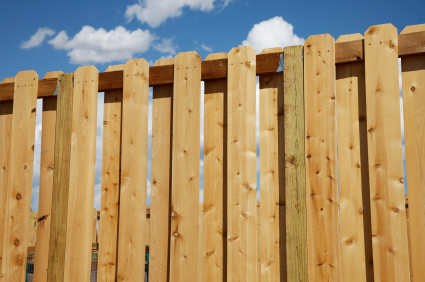 How To Build A Wood Privacy Fence Video