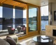 House of the Month: Vandeventer + Carlander Architects' Lake Union Floating Home | credit: Ben Benschneider