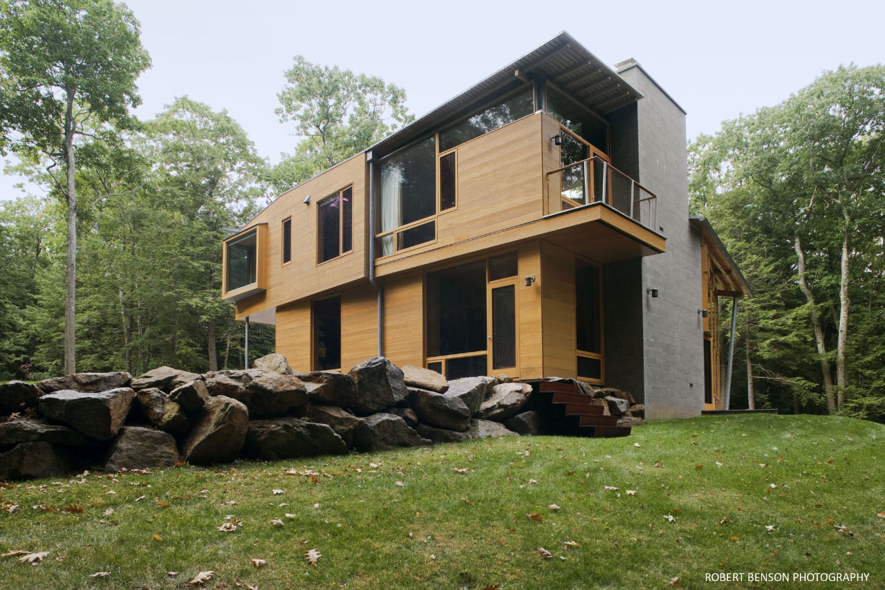 Kent House by Gray Organschi Architecture