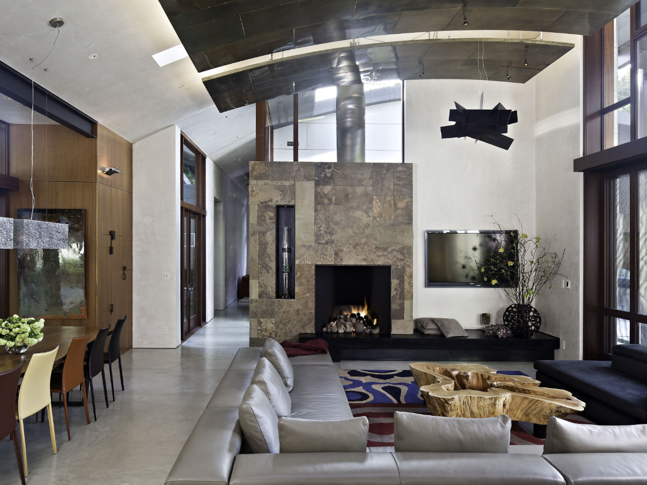 Saratoga Creek House By WA Design | Credit: WA Design