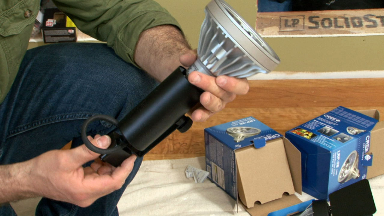 Installing Track Lighting in Your Home