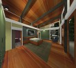 RainShine House CAD Renderings | Credit: Robert M. Cain Architect