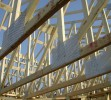 Roof Trusses 02 | Credit - Michael Luckado