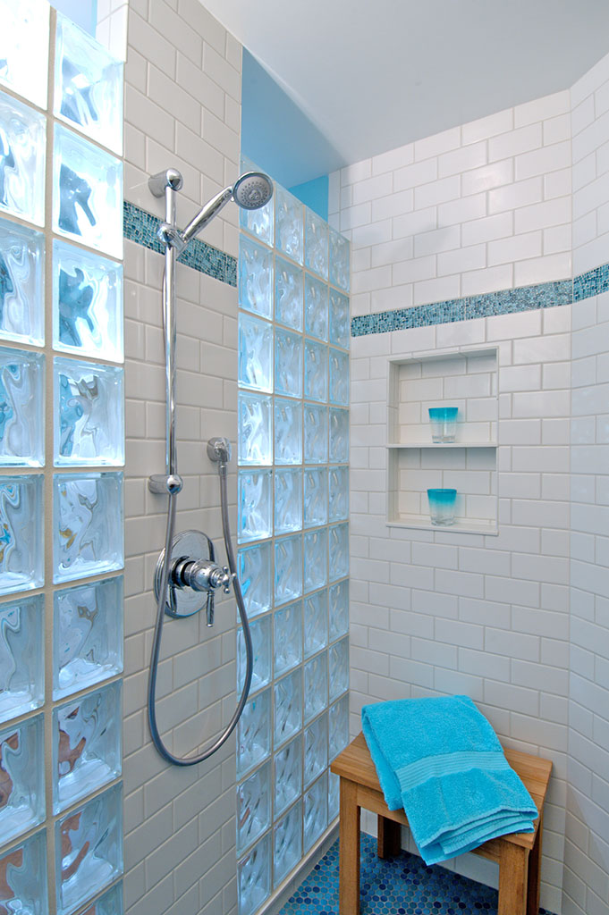 bathroom after remodeling