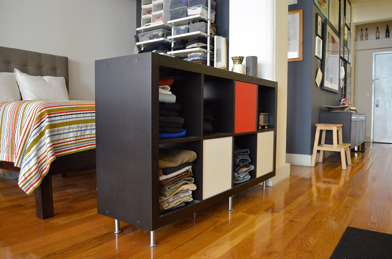 8 ways to multi task in small spaces buildipedia for Small room storage