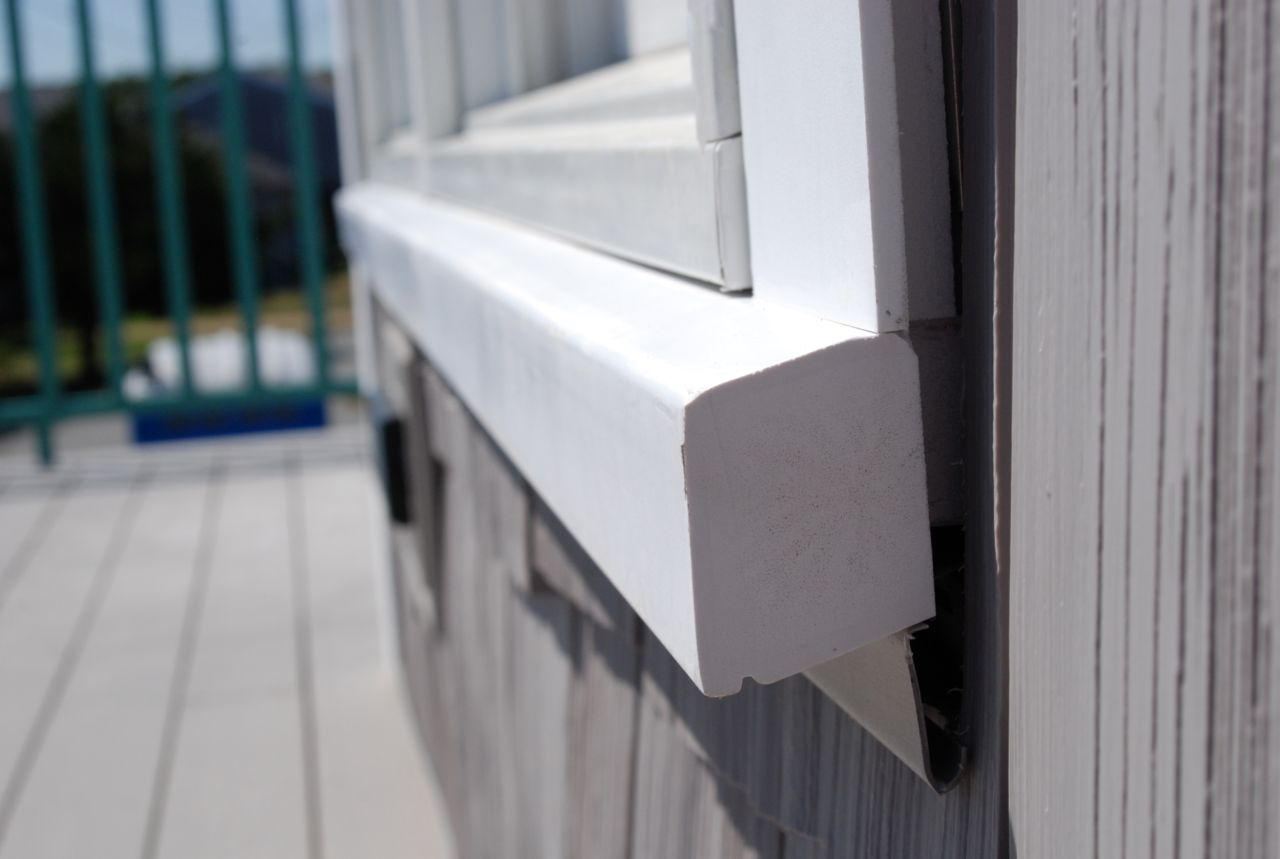 Cellular PVC Trim | Courtesy Of AZEK Building Products