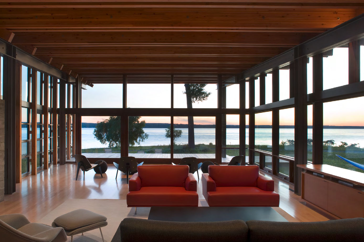 House Of The Month Combs Point Residence By Bohlin