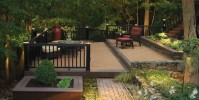 Composite Decking | Courtesy of TimberTech