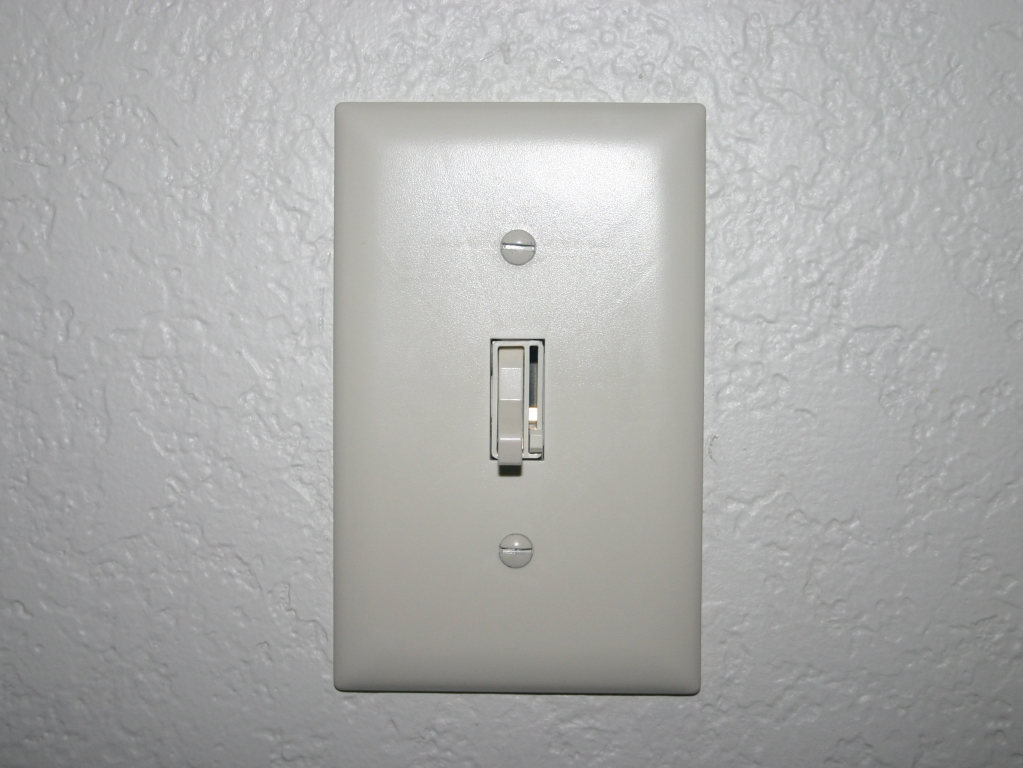 Set The Mood  Install A Dimmer Switch