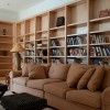 Living Room and Library - Recreation Area | Credit: Damian Wohrer