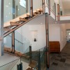 Staircase and Glass Railing | Credit: Damian Wohrer