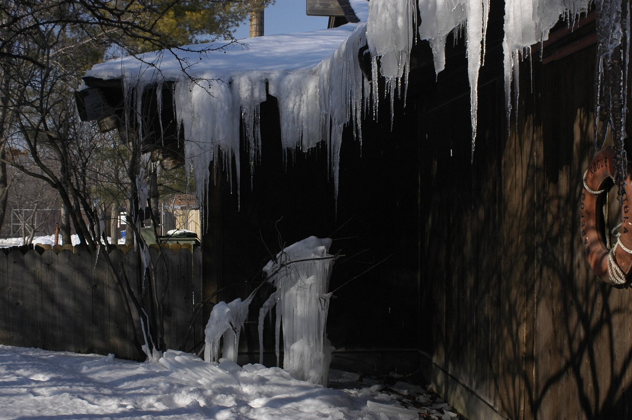 What to do About Ice Dams