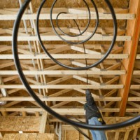 Plumbing with PEX