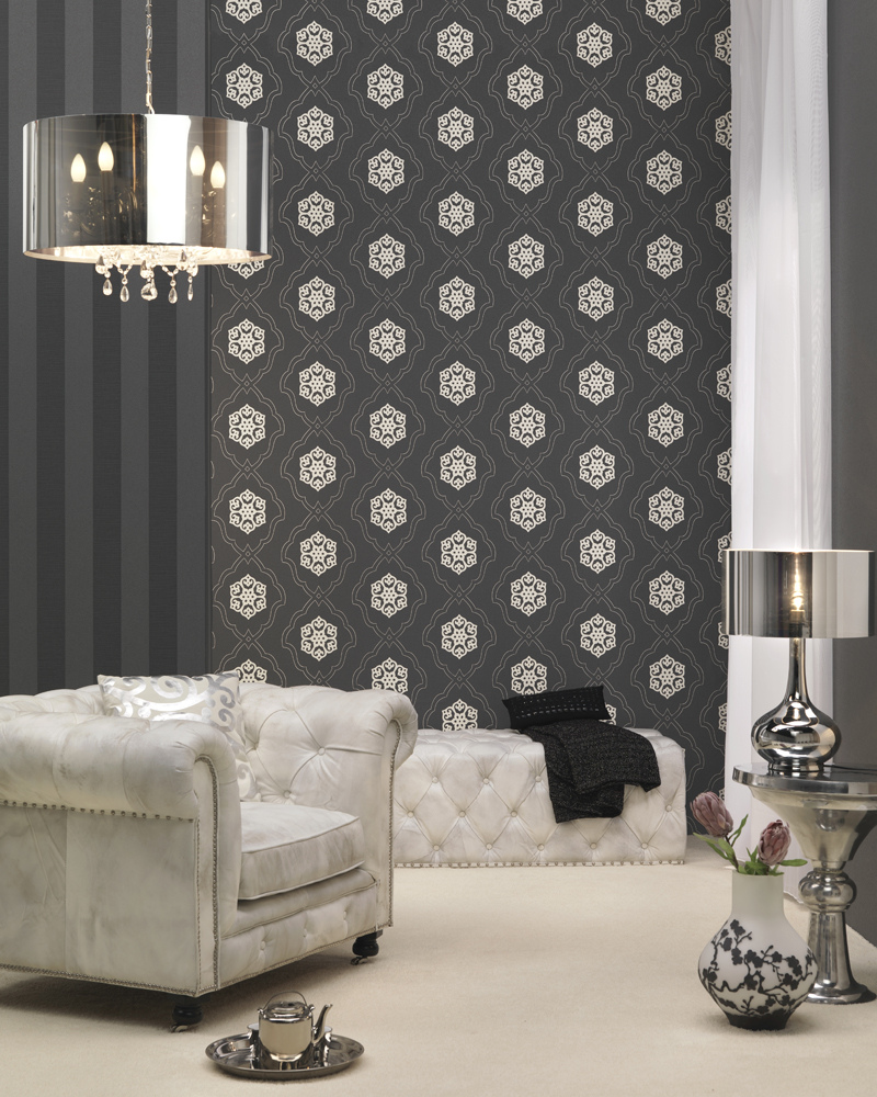 Wallpaper For Homes Wall Covering : Trend watch artistic environmentally friendly