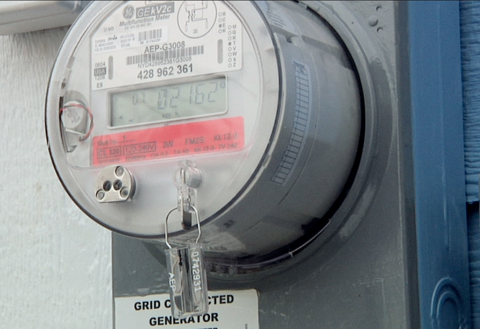 Residential Energy Meter : Residential solar energy systems buildipedia