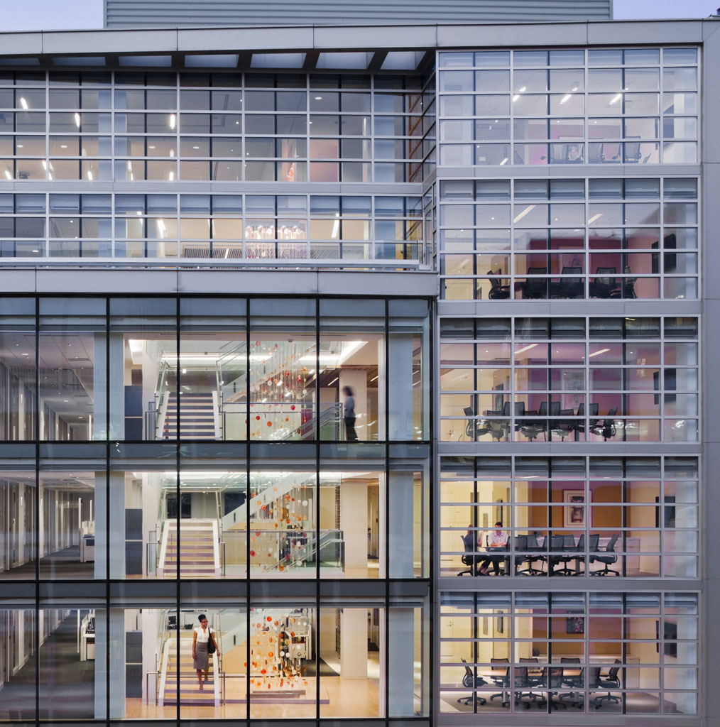 American Society of Hematology headquarters exterior by RTKL Architects