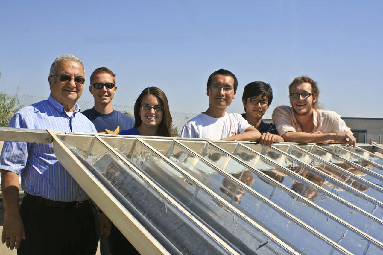 Energy and Sustainability on Campus: University of California, Merced