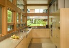 Ellis Residence Kitchen - Credit Art Grice