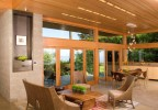 Ellis Residence Living Room With View - Credit Art Grice