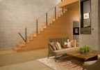 Ellis Residence Stair - Credit Art Grice