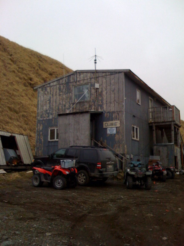 Alaskan Housing Competition Surrounding Area