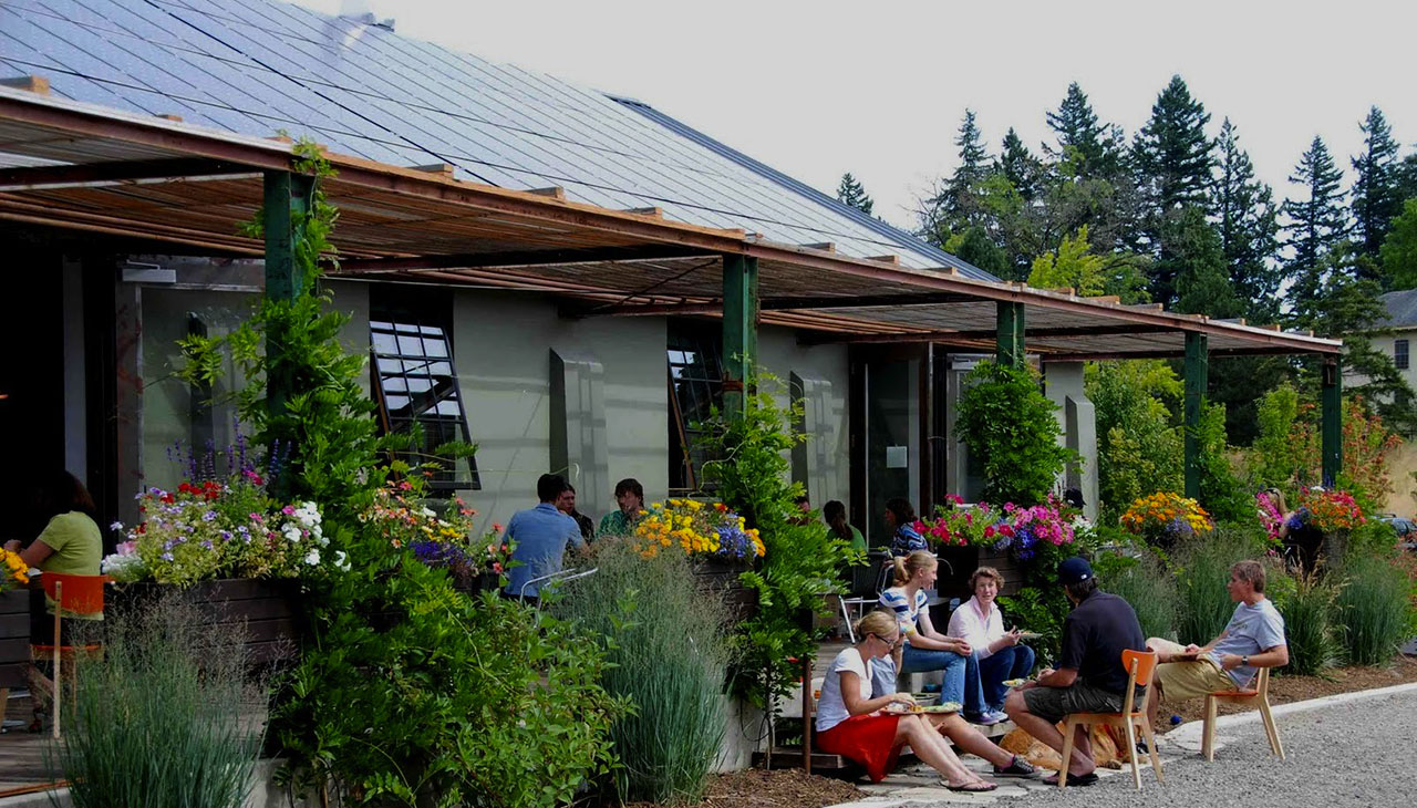 When zero is positive two projects achieve net zero for Building a house in oregon