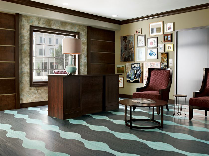Armstrong Migrations BioBased Floor Tile