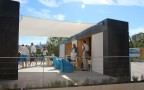 (Eki solar house design.| credit: Nicole Jewell