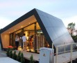 (FOLD solar house design.| credit: Nicole Jewell
