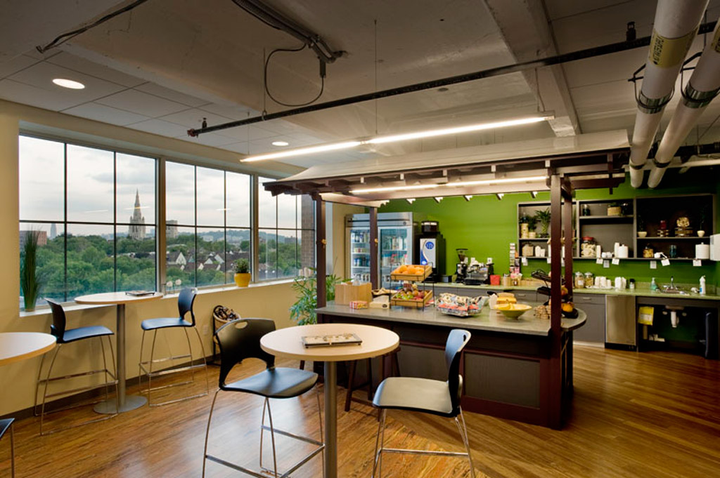 Renovation Of An Aging Urban Building Into Multi Purpose Office Space Buildipedia