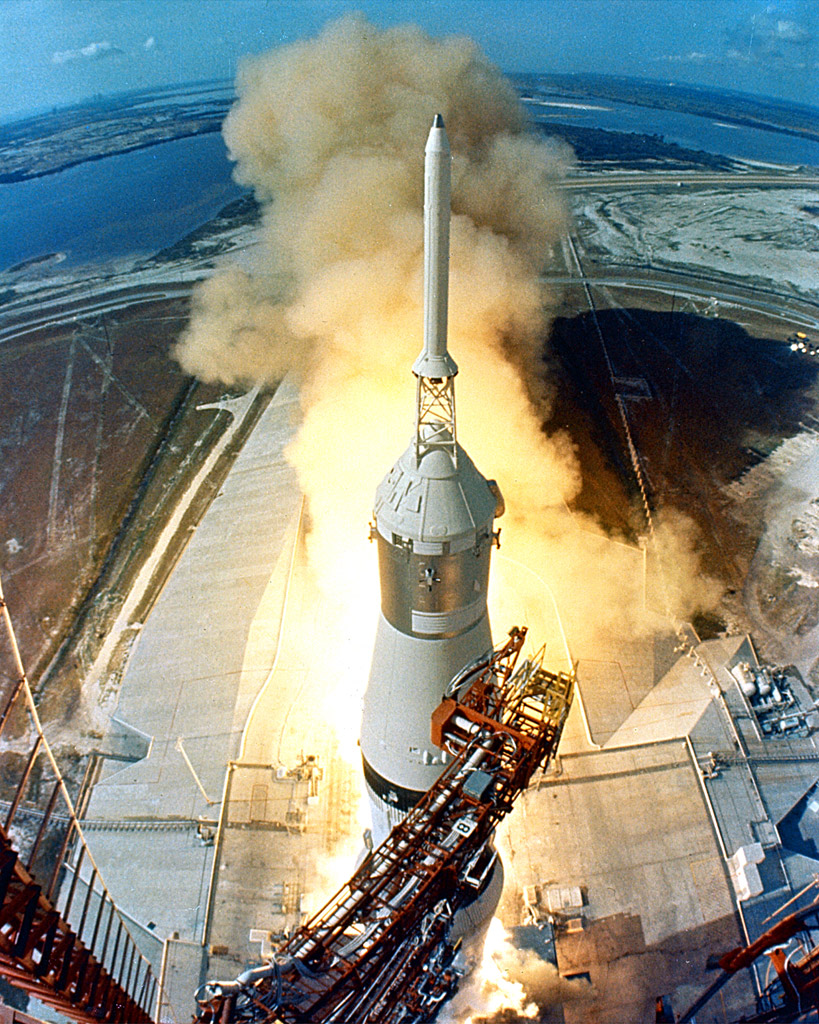 Apollo 11 Launch - NASA