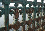 Rust On Longfellow Bridge Boston - CC BY SA 3