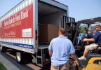 Twelve Baskets Food Bank Truck - Credit - FEMA