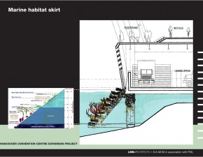 Marine Habitat |   Courtesy of LMN Architects