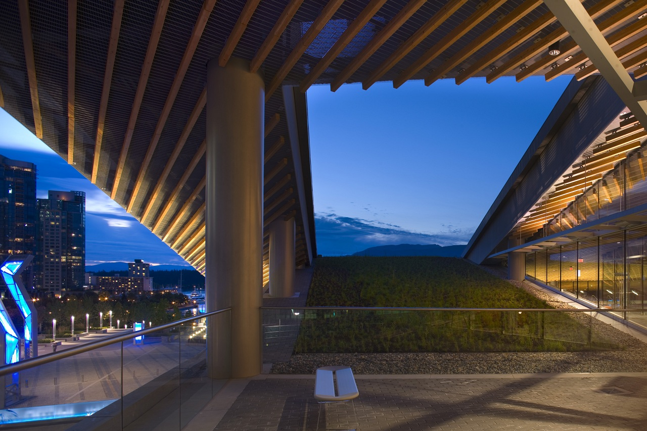 Vancouver Convention Centre by LMN Architects