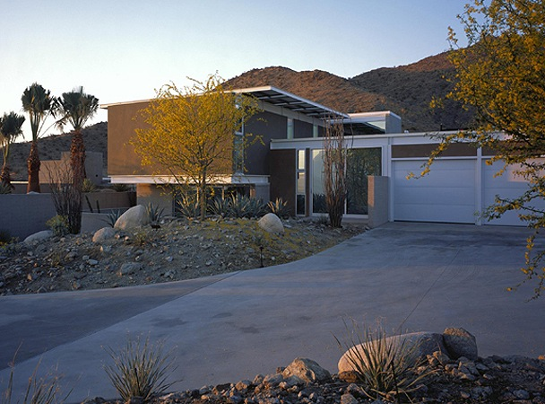 Greenbaum Residence by Escalante Architects