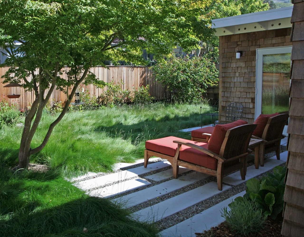 Backyard Landscape Ideas With No Grass : No grass front yard landscape ideas memes