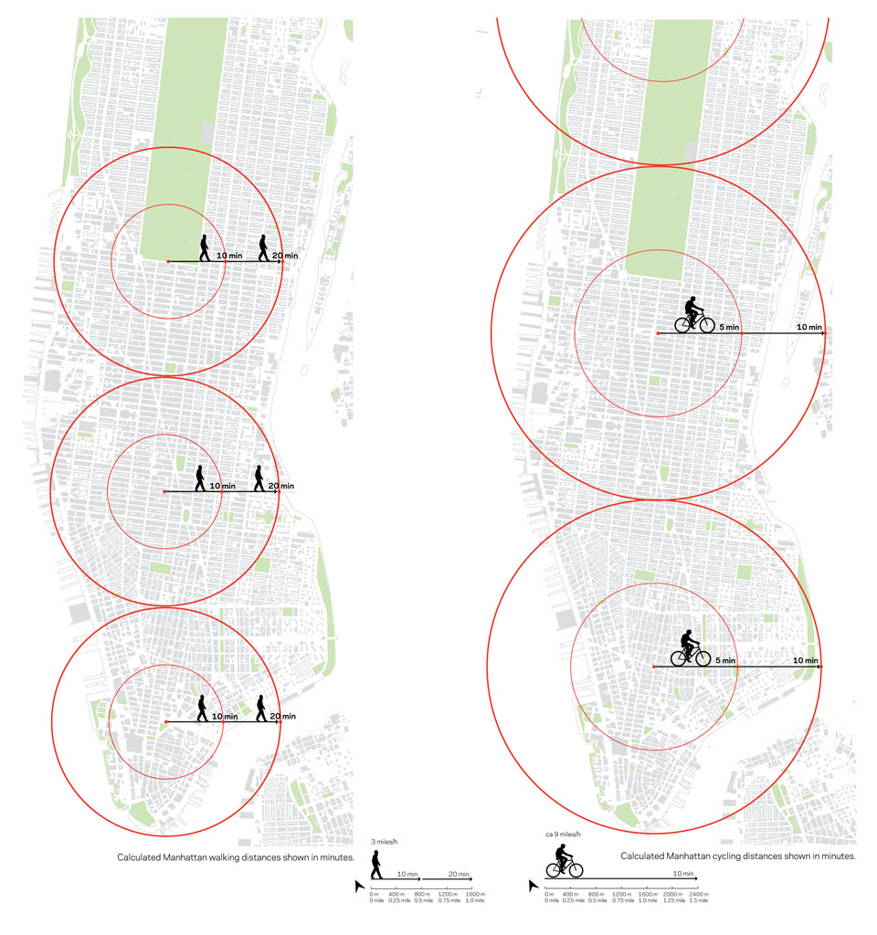 NYC Streets Diagram