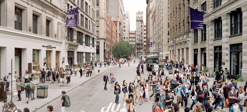 Explore New York University