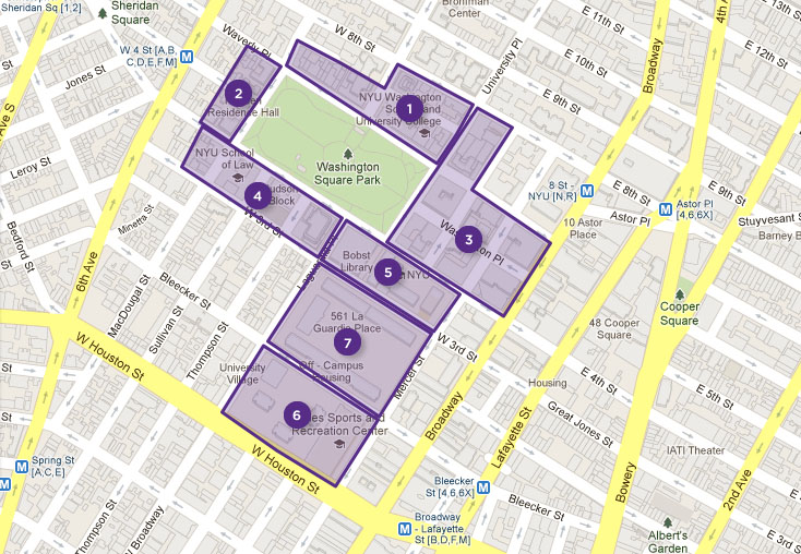 Nyu 2031 Six Million Square Feet In 20 Years Buildipedia