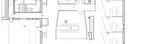 Floor Plans | credit: Johnson Chou INC