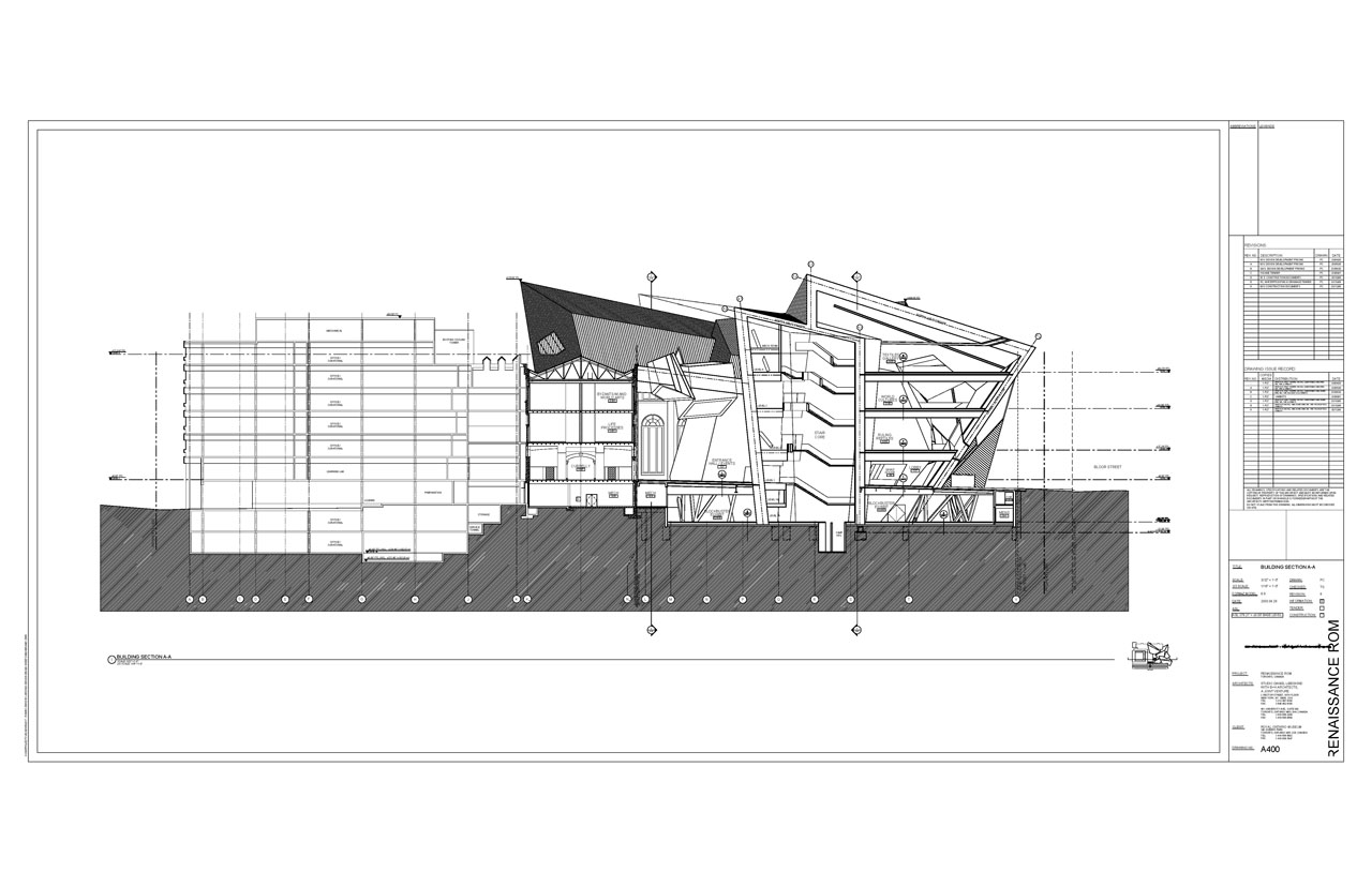 keeping up with toronto s evolving architectural identity mus 233 e royal de l ontario rom