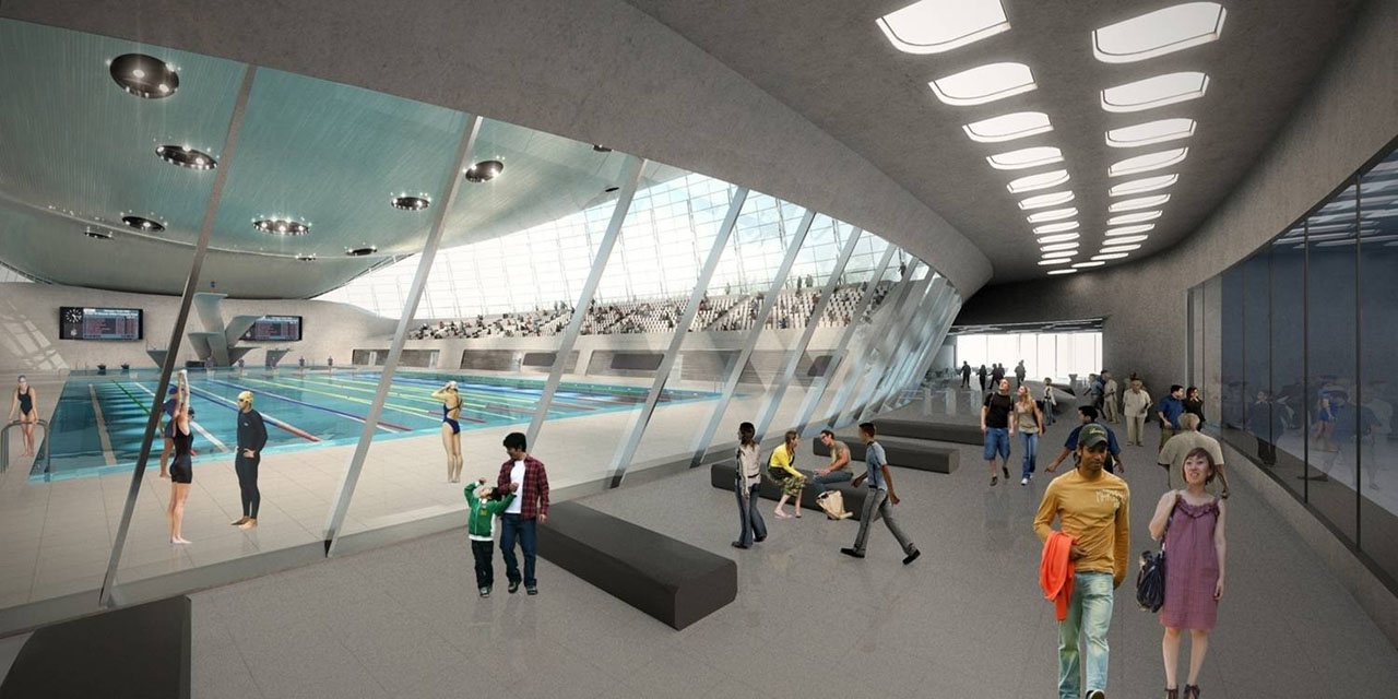 London 2012 Architecture And Masterplan Overview