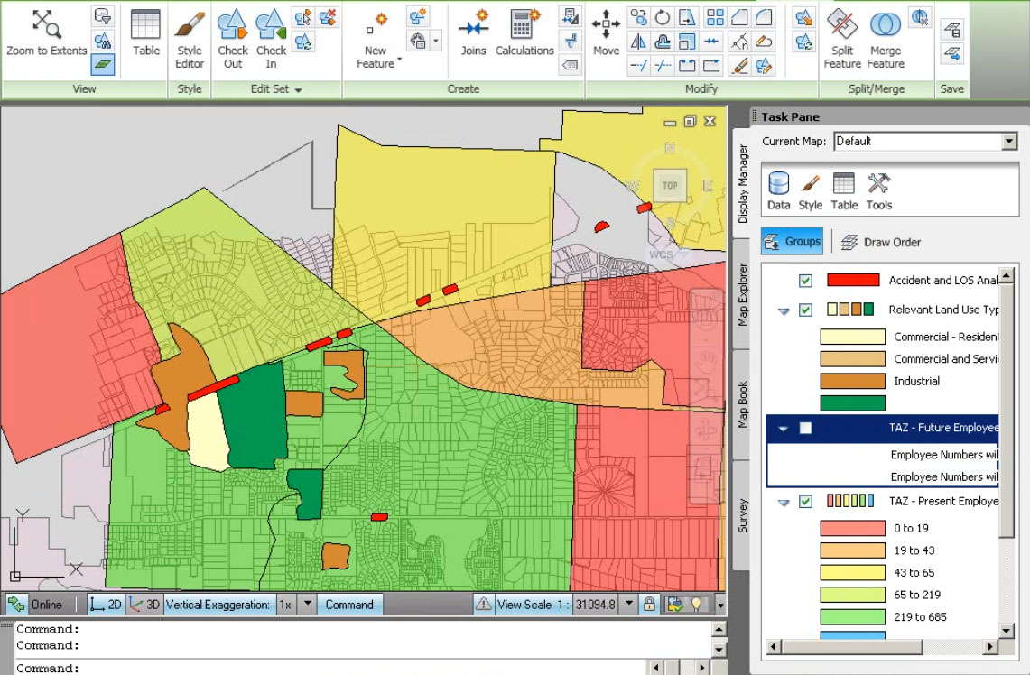 What is green infrastructure buildipedia autocad map 3d in the autodesk infrastructure design suite premium sciox Images