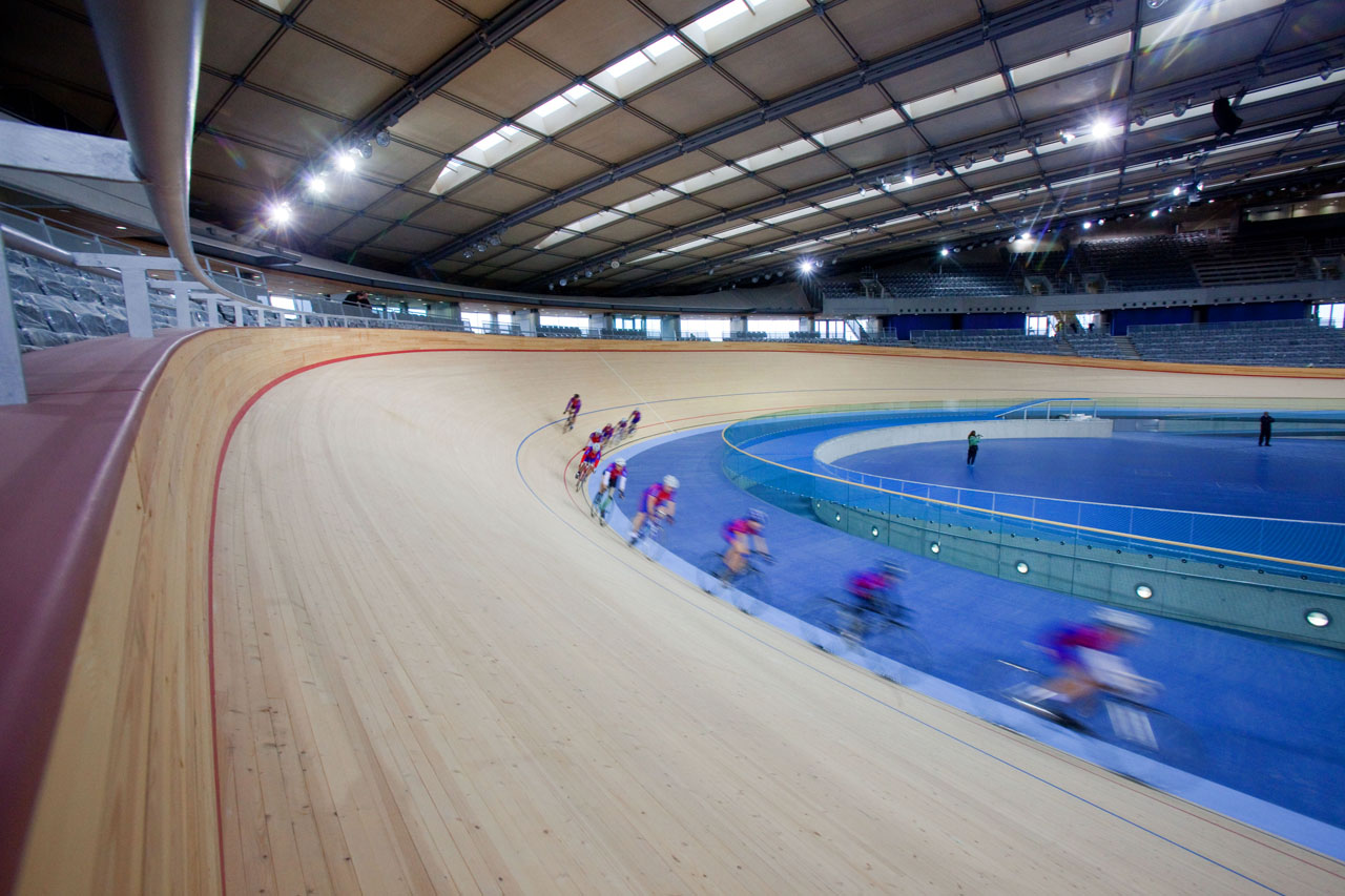 London 2012 Velodrome By Hopkins Architects Buildipedia