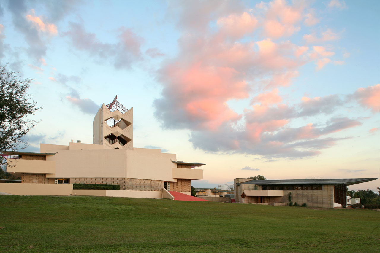 Frank Lloyd Wright's Florida Southern College