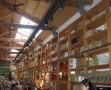 Barcelona's Santa Caterina Market Environment and Interiors | credit: Nicole Jewell