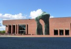 2 IM Pei Library By Don Nissen