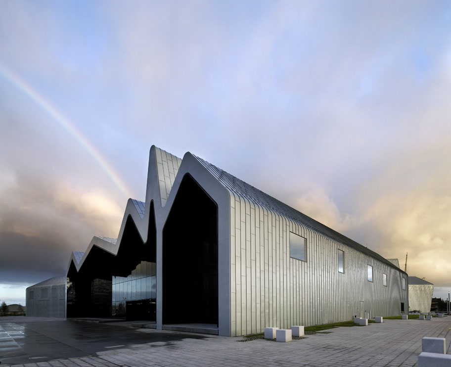 Case Study Zaha Hadid Architects Riverside Museum Of