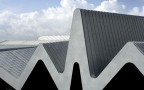 Zaha Hadid Architects' Riverside Museum of Transport and Travel Completed | Credit: Hufton + Crow